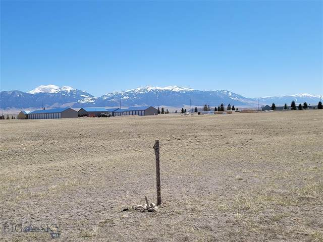 Lot 81 Skyview Dr., Ennis, MT 59729 (MLS #357084) :: Hart Real Estate Solutions