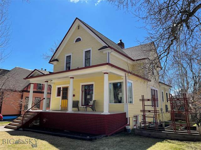 416 W Olive Street, Bozeman, MT 59715 (MLS #357091) :: Hart Real Estate Solutions