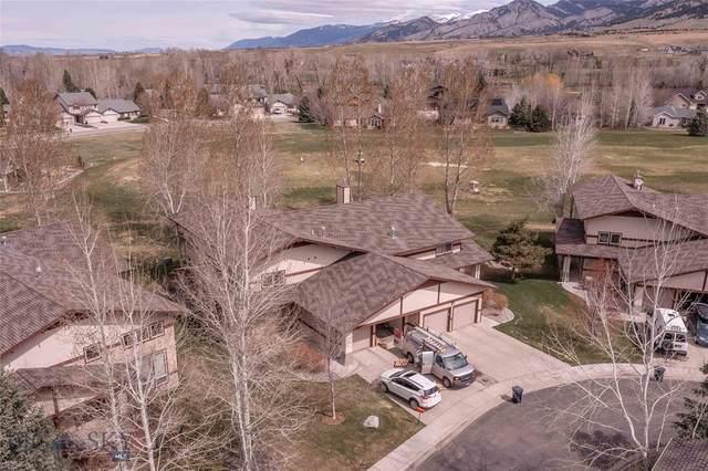 1045 Boylan #5, Bozeman, MT 59715 (MLS #357108) :: Montana Home Team