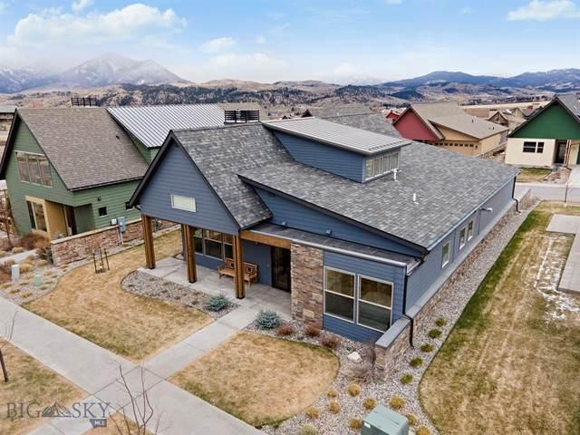 1432 Kenyon Drive, Bozeman, MT 59715 (MLS #357115) :: Montana Home Team
