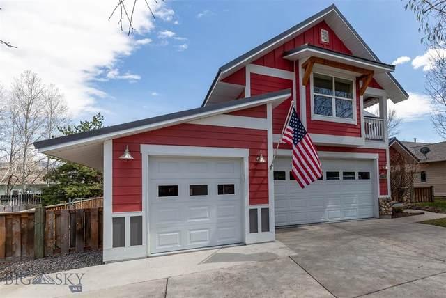 1006 Brentwood Avenue, Bozeman, MT 59718 (MLS #357138) :: L&K Real Estate
