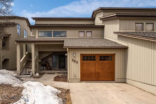 1985 Yellowtail Road 288 #288, Big Sky, MT 59716 (MLS #357139) :: Montana Home Team