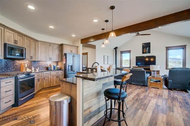 100 Saddle Ridge, Manhattan, MT 59741 (MLS #357144) :: Hart Real Estate Solutions