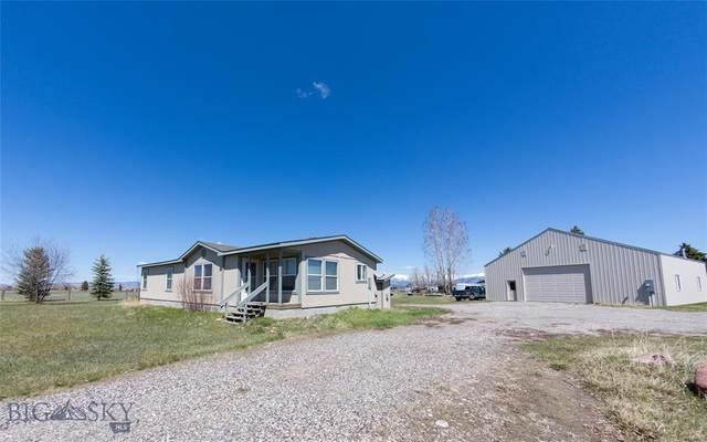 565 Hulbert Road W, Bozeman, MT 59718 (MLS #357153) :: L&K Real Estate