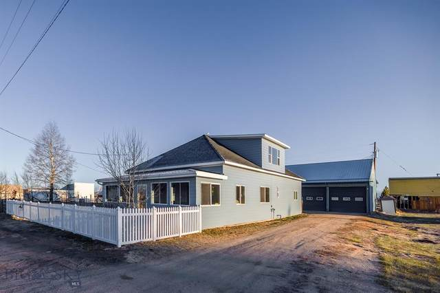 311 3rd Street, Wisdom, MT 59761 (MLS #357157) :: Hart Real Estate Solutions