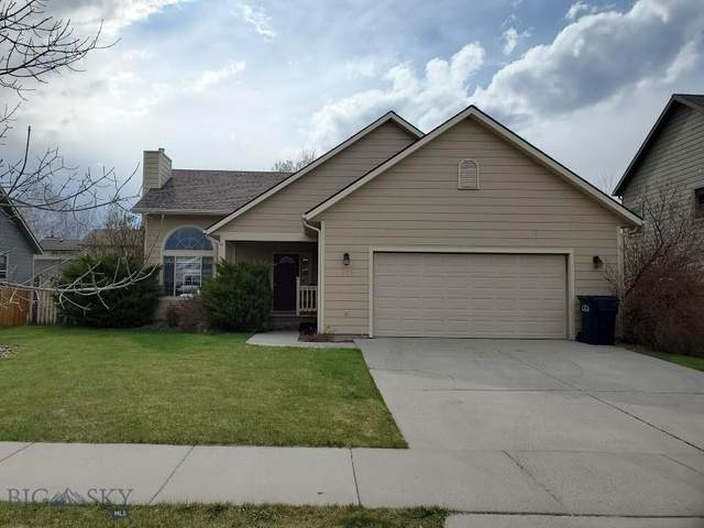 211 Sanders Avenue, Bozeman, MT 59718 (MLS #357164) :: Montana Life Real Estate