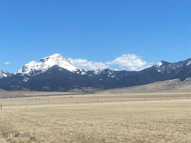 Lot 4 Staggers Lane, Cameron, MT 59720 (MLS #357166) :: Hart Real Estate Solutions