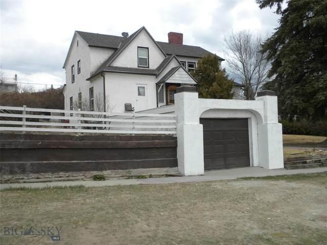 301 2nd Street W, Whitehall, MT 59759 (MLS #357169) :: L&K Real Estate