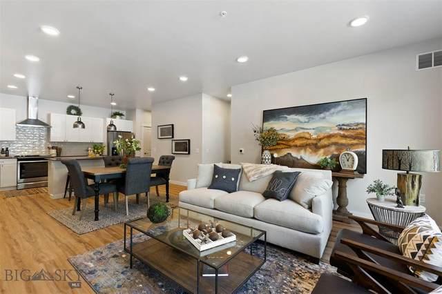 2221C Willow Drive #134, Livingston, MT 59047 (MLS #357177) :: L&K Real Estate