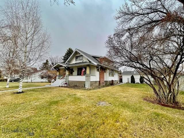 804 Broadway Street, Townsend, MT 59644 (MLS #357178) :: L&K Real Estate