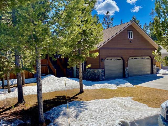 516 Grouse, West Yellowstone, MT 59758 (MLS #357189) :: Hart Real Estate Solutions