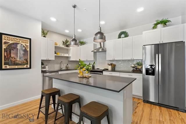 2221C Willow Drive #137, Livingston, MT 59047 (MLS #357196) :: L&K Real Estate