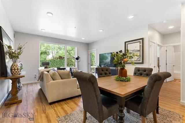 2221C Willow Drive #138, Livingston, MT 59047 (MLS #357198) :: L&K Real Estate