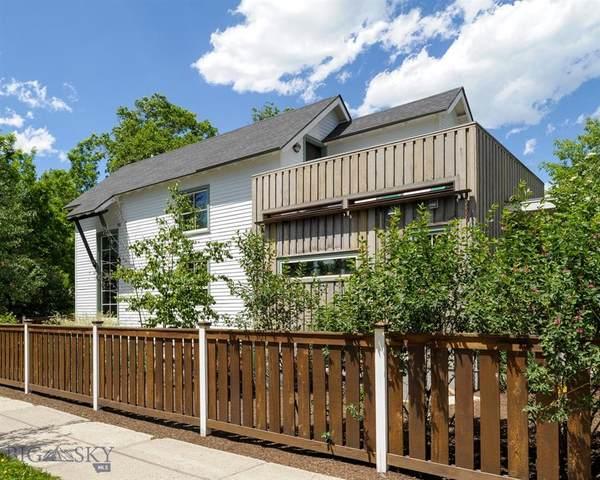 428 S Bozeman Ave, Bozeman, MT 59715 (MLS #357251) :: Montana Life Real Estate