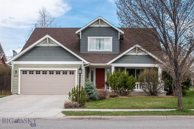 810 Hunters Way, Bozeman, MT 59718 (MLS #357252) :: L&K Real Estate