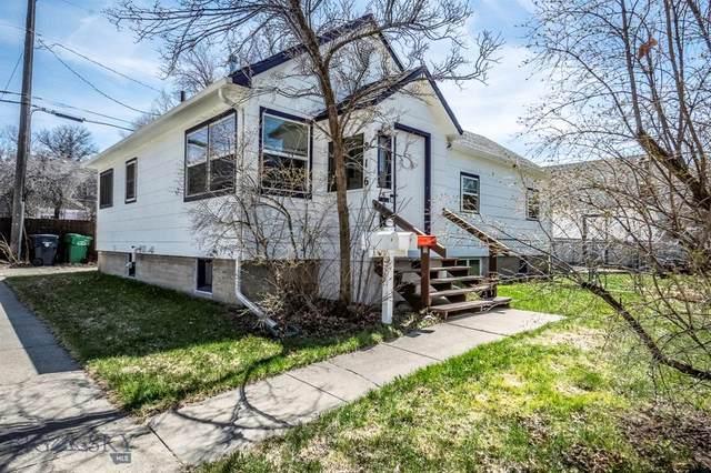 816 W Olive, Bozeman, MT 59715 (MLS #357254) :: L&K Real Estate
