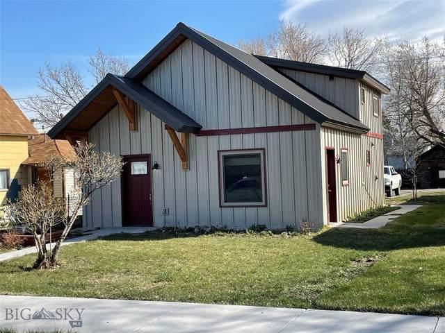 317 S G Street, Livingston, MT 59047 (MLS #357283) :: Coldwell Banker Distinctive Properties