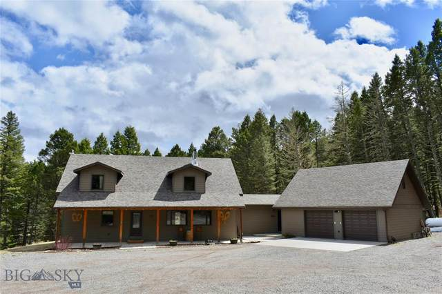 155 Mountain Brook Road, Livingston, MT 59047 (MLS #357288) :: Hart Real Estate Solutions