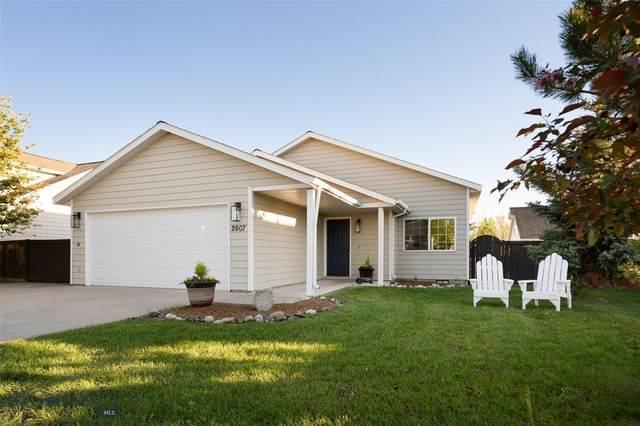 2607 Rose Street, Bozeman, MT 59715 (MLS #357290) :: Coldwell Banker Distinctive Properties