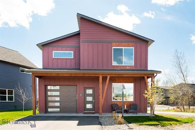 61 Boxcar Lane, Bozeman, MT 59718 (MLS #357313) :: L&K Real Estate