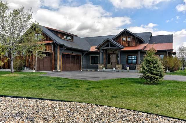 960 Black Bull Trail, Bozeman, MT 59718 (MLS #357314) :: L&K Real Estate