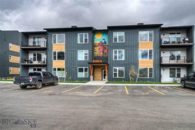 2222E Willow Drive #87, Livingston, MT 59047 (MLS #357320) :: Black Diamond Montana