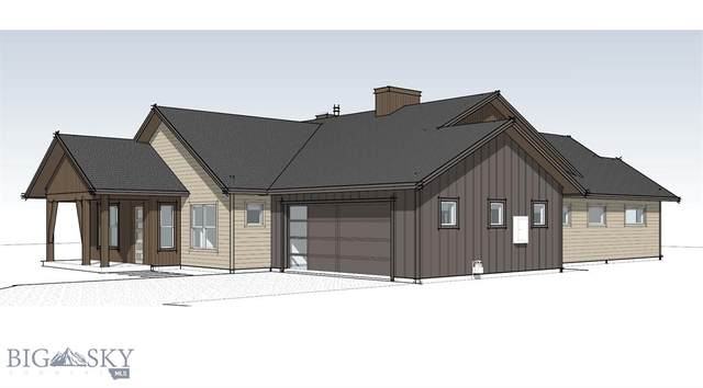 4218 Forage Drive, Bozeman, MT 59718 (MLS #357332) :: Hart Real Estate Solutions