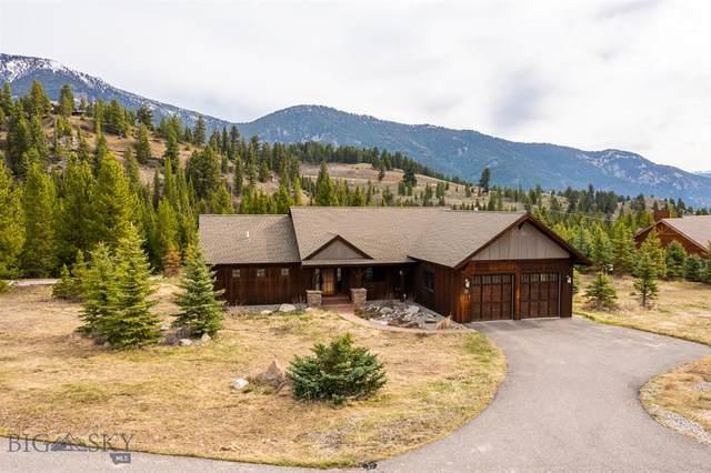 29 Chucks Place, Big Sky, MT 59716 (MLS #357345) :: Berkshire Hathaway HomeServices Montana Properties