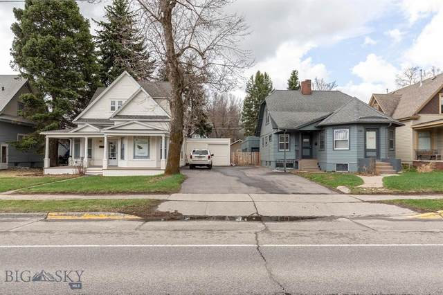 516 & 520 W Main Street, Bozeman, MT 59715 (MLS #357358) :: Black Diamond Montana