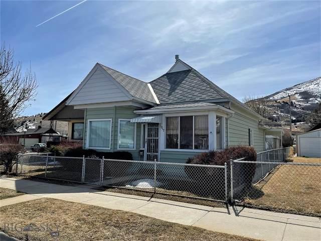 1017 E 4th Street, Anaconda, MT 59711 (MLS #357365) :: Coldwell Banker Distinctive Properties
