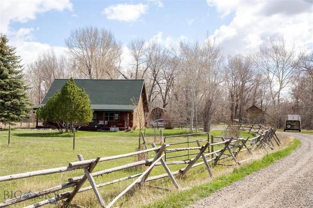 2167 Stagecoach Trail, Manhattan, MT 59741 (MLS #357369) :: Coldwell Banker Distinctive Properties