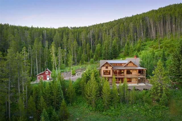 176 Hudson Creek Road, Bozeman, MT 59715 (MLS #357370) :: L&K Real Estate