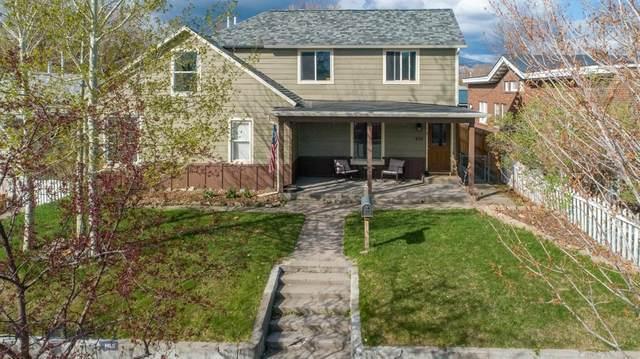 406 S 3rd, Livingston, MT 59047 (MLS #357381) :: Coldwell Banker Distinctive Properties