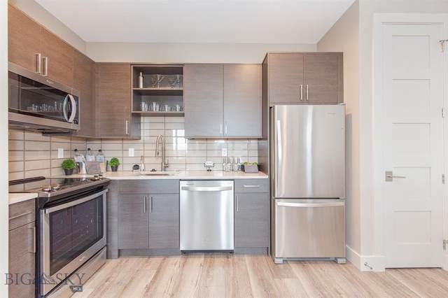 496 Black Bull Trail D, Bozeman, MT 59718 (MLS #357386) :: L&K Real Estate