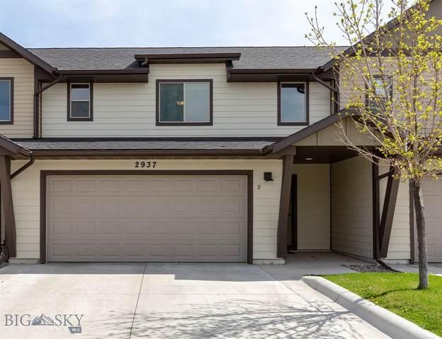 2937 Warbler Way D, Bozeman, MT 59718 (MLS #357388) :: L&K Real Estate