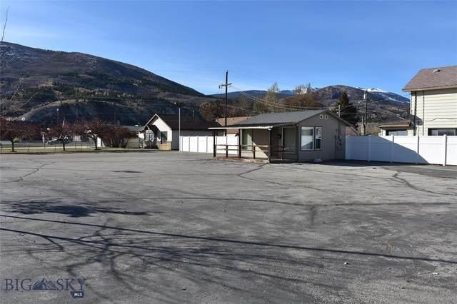 106 Madison Street, Anaconda, MT 59711 (MLS #357391) :: Black Diamond Montana