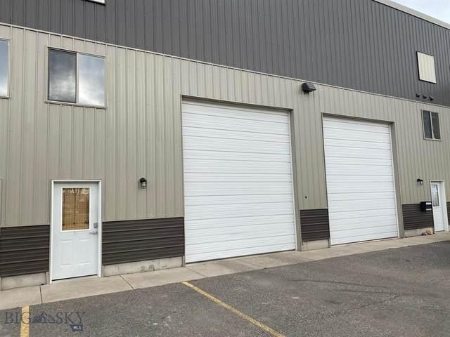 211 Jetway Drive F, Belgrade, MT 59714 (MLS #357392) :: Coldwell Banker Distinctive Properties
