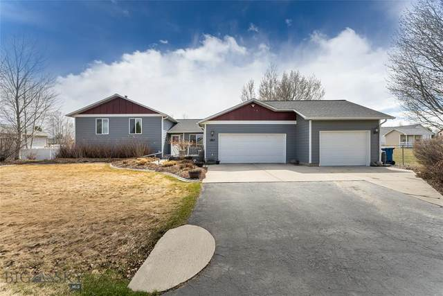 180 Frontier, Bozeman, MT 59718 (MLS #357393) :: Montana Home Team