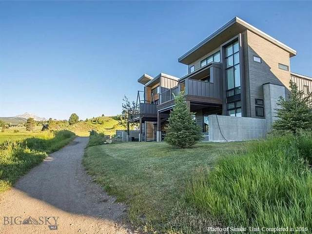2184 Little Coyote Road, Big Sky, MT 59716 (MLS #357394) :: Coldwell Banker Distinctive Properties