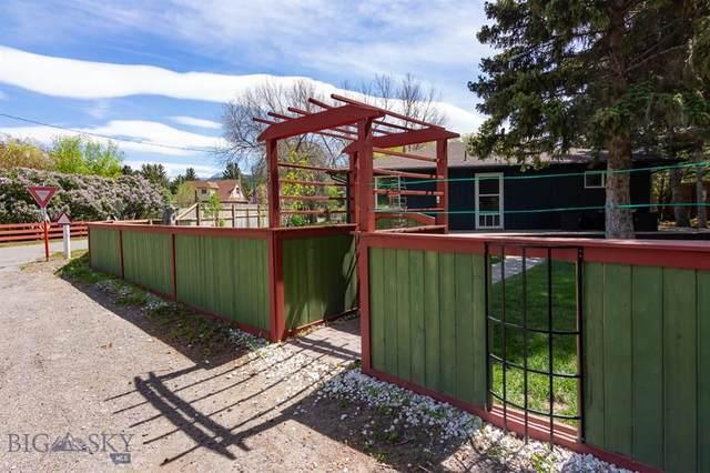 630 S 13th Street, Livingston, MT 59047 (MLS #357401) :: Coldwell Banker Distinctive Properties