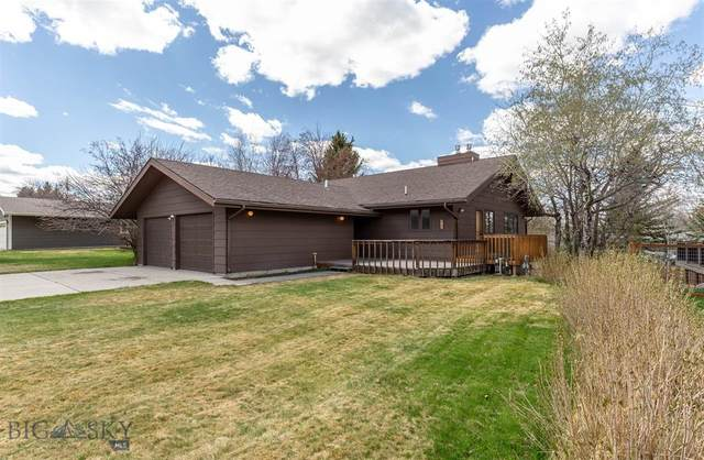 219 Circle Drive, Bozeman, MT 59715 (MLS #357406) :: L&K Real Estate