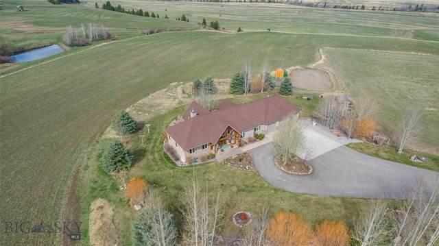 342 E Williams Road, Gallatin Gateway, MT 59730 (MLS #357408) :: L&K Real Estate