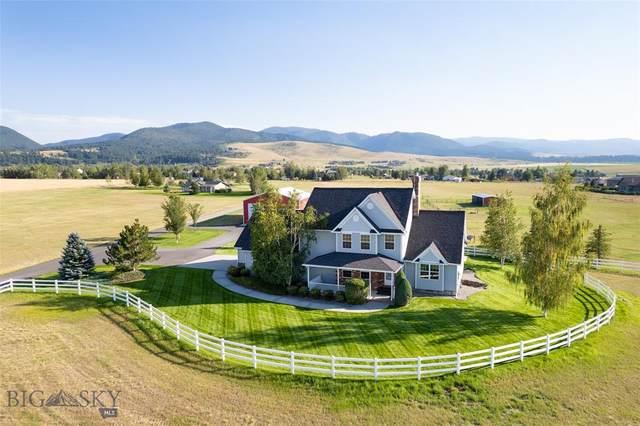 67 Mountain Aire Lane, Bozeman, MT 59718 (MLS #357410) :: Carr Montana Real Estate
