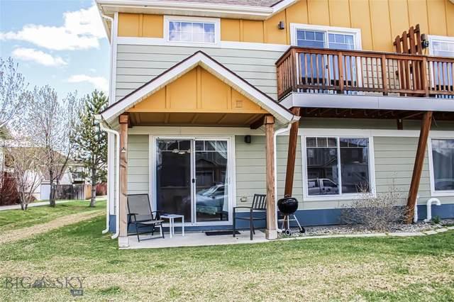 5471 Glenellen Drive #5, Bozeman, MT 59718 (MLS #357415) :: L&K Real Estate