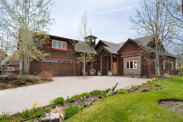72 W Fieldview, Bozeman, MT 59715 (MLS #357424) :: Coldwell Banker Distinctive Properties