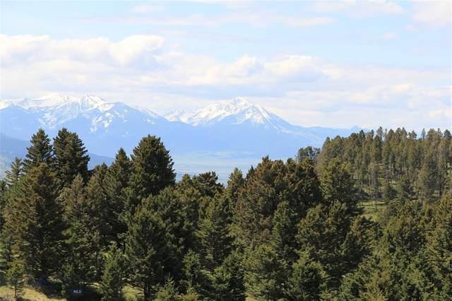 TBD Livingston Peak Road, Livingston, MT 59047 (MLS #357426) :: L&K Real Estate