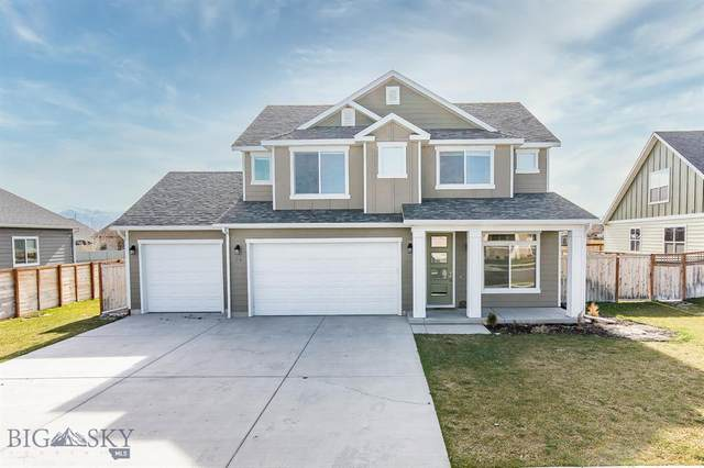 34 Connor Drive, Bozeman, MT 59718 (MLS #357428) :: L&K Real Estate