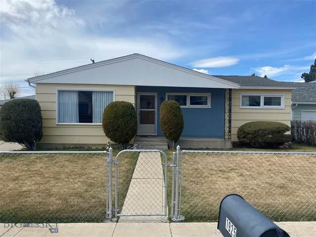 1925 Banks, Butte, MT 59701 (MLS #357429) :: Hart Real Estate Solutions