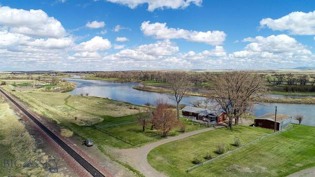 1415 Old Us Highway 91, Cascade, MT 59421 (MLS #357435) :: L&K Real Estate