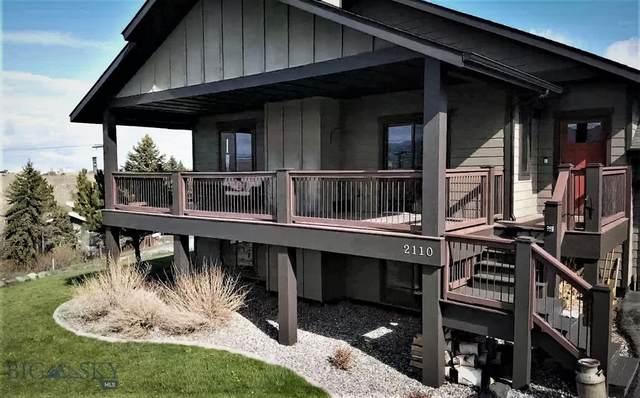 2110 Sourdough Road, Bozeman, MT 59715 (MLS #357450) :: Hart Real Estate Solutions